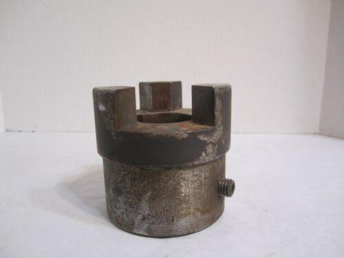 """Boston Gear FC38-1 5/8"""" Jaw Coupler"""