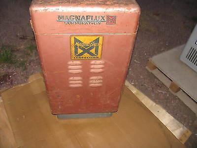 Magnaflux Magnetic Particle Inspection Unit Kh-05