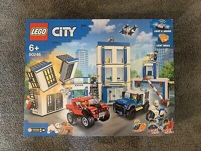LEGO City - 60246 Stazione di Polizia - Nuovo