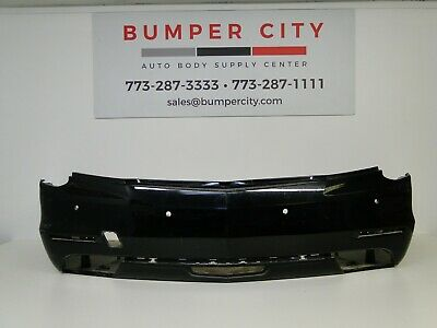 OEM 2014 2015 2016 Cadillac CTS Sedan Rear Bumper Cover 227523152