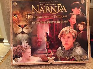 Narnia collector's game