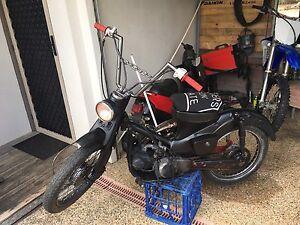 1969 ct90 Honda postie bike Glenview Caloundra Area Preview