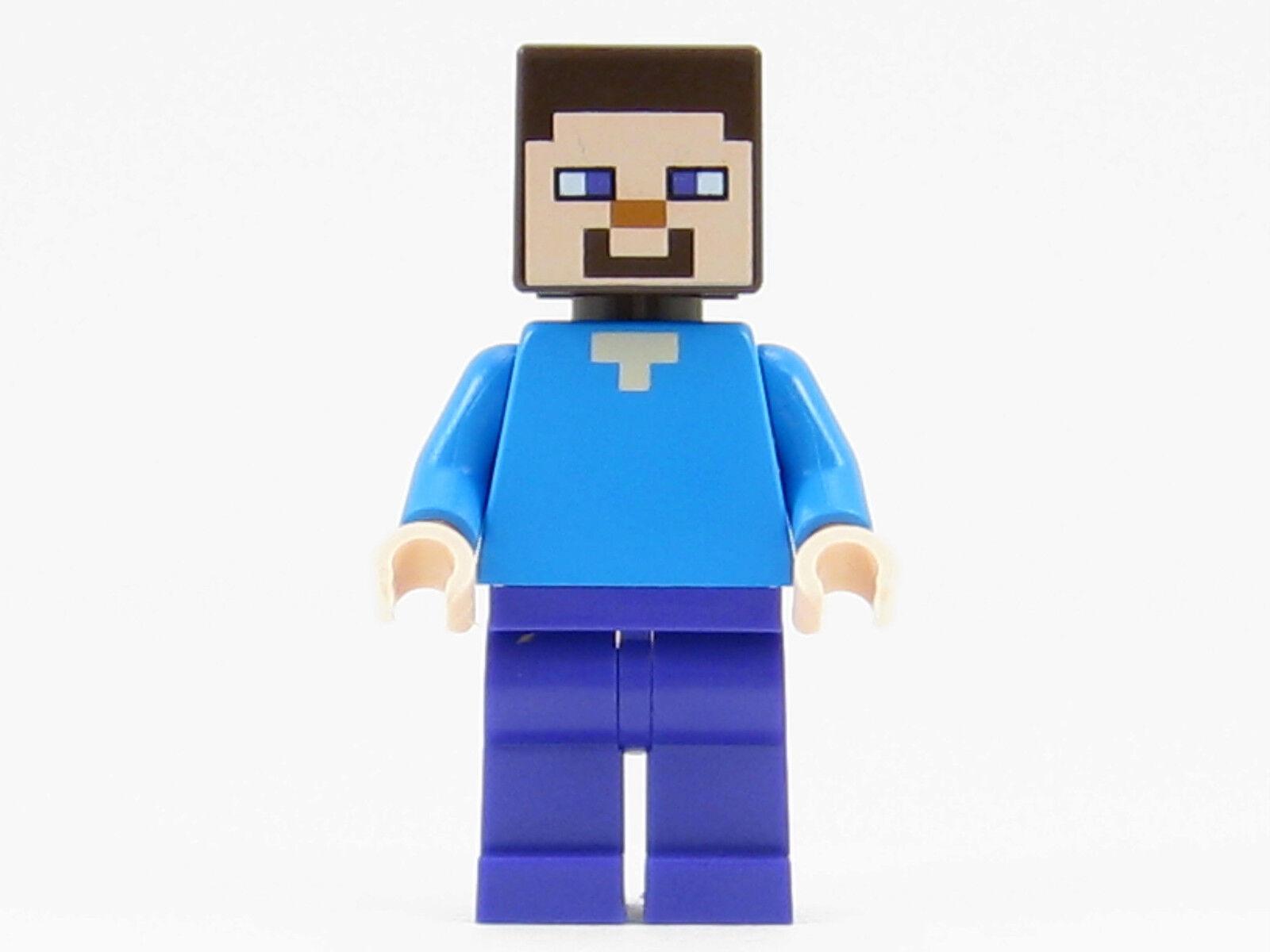 Картинки лего человечков из майнкрафта