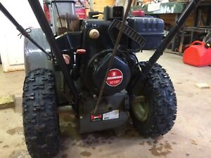 "10hp 29"" MTD Snowblower"
