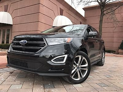 2015 ford edge sport sport utility 4 door used ford edge for sale in dearborn heights. Black Bedroom Furniture Sets. Home Design Ideas