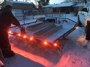 8x8 truck deck(quad/side by side/sled) reduced