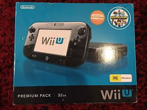 Wii U bundle pack with 5 games Altona Meadows Hobsons Bay Area Preview