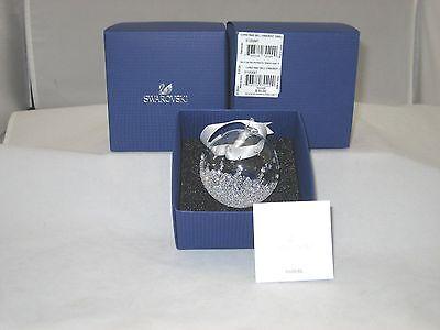 Swarovski Christmas Ball Ornament SMALL  5135841  NEW IN BOX