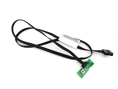 Genuine Brand New Lenovo Thinkcentre Power Button Board Led Fru 54y9913 Gs F098