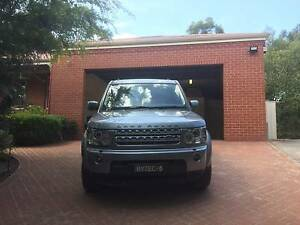 2012 Land Rover Discovery 4 Wagon Wonga Park Manningham Area Preview