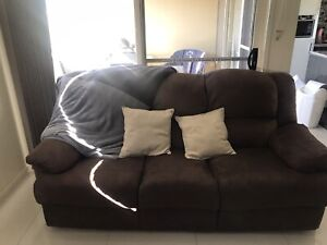 Sofa - for sale asap- used