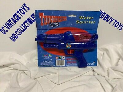 Vintage 1999 Thunderbird Water Squirter Carlton Gerry Anderson