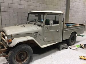 FJ45, FJ40, FJ Cruiser & Land Cruiser for Sale | Gumtree