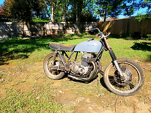 Honda CB750 Four 1972 Winmalee Blue Mountains Preview