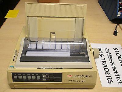 OKI GE5253B 320 Elite 9 Pin Dot Matrix Impact Standard Printer Parallel
