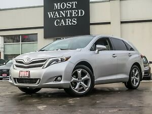 2013 Toyota Venza  | NAVIGATION | SUNROOF | LEATHER | AWD