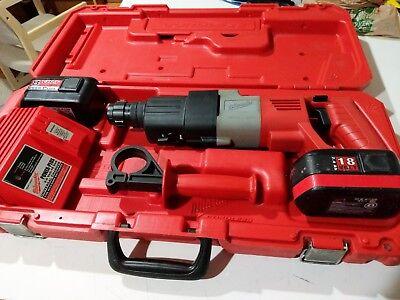 Heavy Duty Milwaukee 5361-20 18 Volt 34-inch Rotary Hammer Wcase