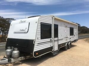 Caravan Island Star Caribbean 26 Feet Excellent Condition