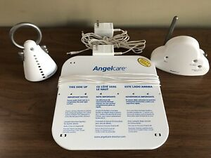 Angelcare monitor.