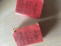 Minibücher Liliput Wörterbücher 3 x 4,5 cm Sachsen - Coswig Vorschau