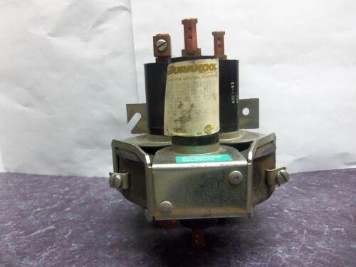 Nice Durakool 3M35A120ACWG Contactor 600v 35A 3P Coil 120v 50/60Hz