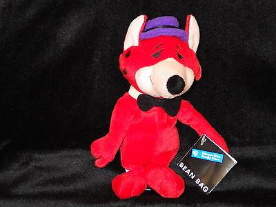 Yogi Bear Hyena Hardy Har Har bean bag plush charactor Warner Store new