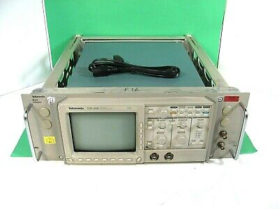 Tektronix Tds410 2 Channel Digitizing Oscilloscope 150 Mhz 100 Mssgood Working