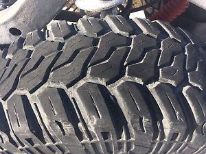 35 in mud tires