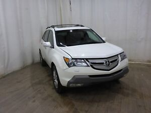 2009 Acura MDX Technology Package Bluetooth Leather Navigation