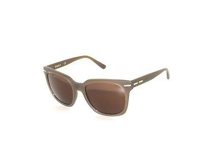 Donna Karan DKNY 4141 3712/73 Matte Brown Sunglasses Sale