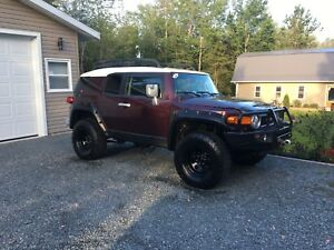 2007 Fj cruiser , great condition