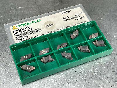 Tool-flo Flg-2125r At3 Carbide Inserts Ng-2125r Pack Of 10