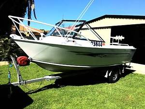Westerberg 5.2M Plate Ali Boat Rockingham Rockingham Area Preview