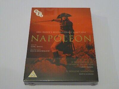 Napoleon (1927) - Abel Gance - BFI - NEW / SEALED GENUINE...