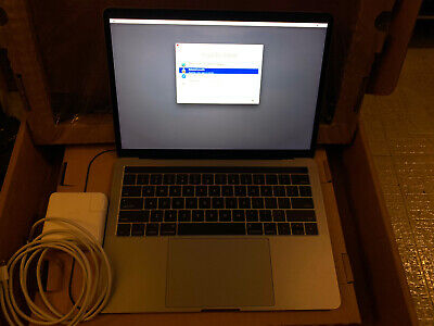"Apple Macbook Pro 13"" 2017 3.1GHz i5 16GB 256GB Touch Bar"