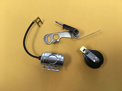 Case Tractor Delco Distributor Ignition Tune Up Kit D Sc Vac 200 300 400 500 600