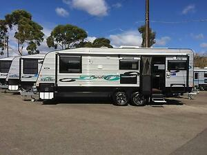 2014 Traveller Prodigy Caravan Ethelton Port Adelaide Area Preview