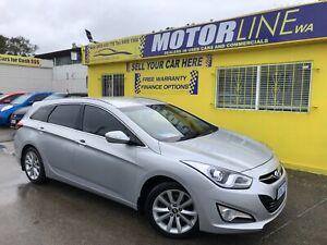 2011 Hyundai i40 ELITE 2.0L 6SP AUTOMATIC WAGON $11,999