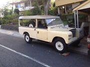 Landrover series 2a Tarragindi Brisbane South West Preview