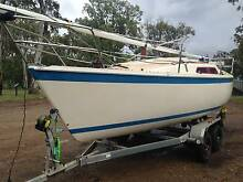 Cole 19 Trailer Sailer Nulkaba Cessnock Area Preview