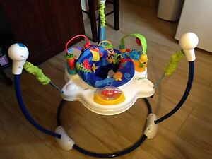 Fisher price exersaucer