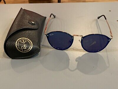 RayBan UV Protected Gold Frame colored Womens Sunglasses Sunglass (Coloured Ray Bans)