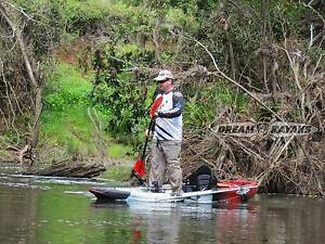 DREAM CATCHER 10 Kayak - Fishing & Exploring