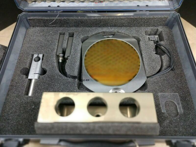 Heidenhain KGM-101 Grid Encoder - Dynamically tests Contouring Accuracy