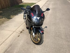 2001 Kawasaki ninja zx12r priced drop