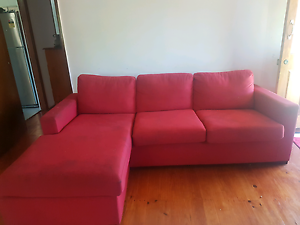 6 seater lounge sofa Hebersham Blacktown Area Preview