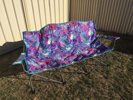 3 Seater Folding Camping Couch / Chair