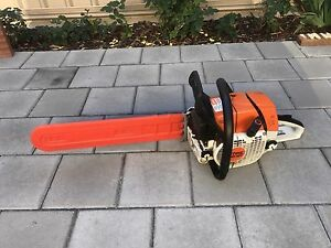 "Stihl chainsaw magnum ms381 ,20"" bar cost $1549 sell $899 Dianella Stirling Area Preview"