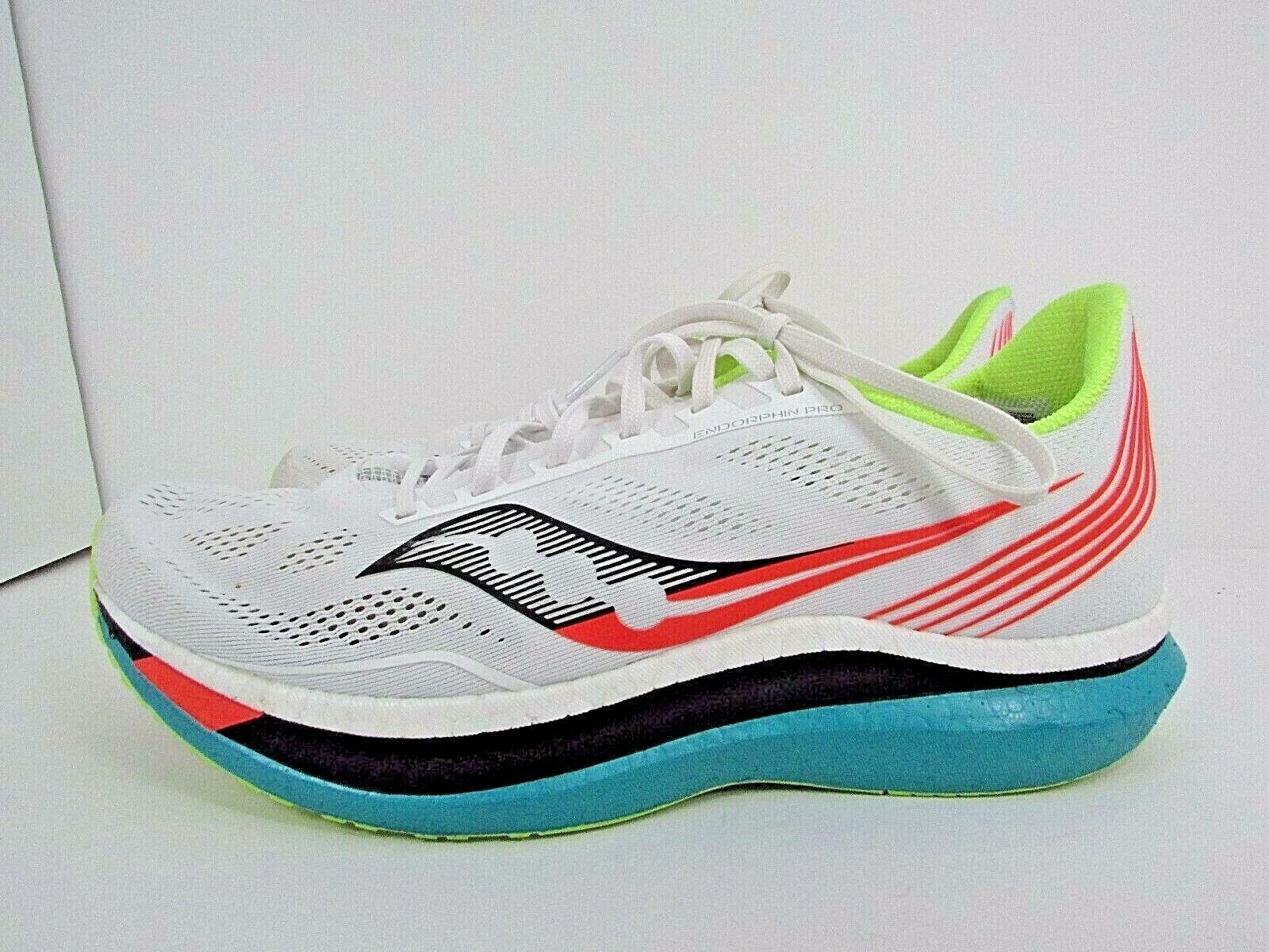 MEN'S SAUCONY ENDORPHIN PRO size 11.5 !!WORN LESS THAN 20 MILES! RUNNING SHOES!