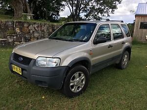 2003 Ford Escape Wagon Mullumbimby Byron Area Preview